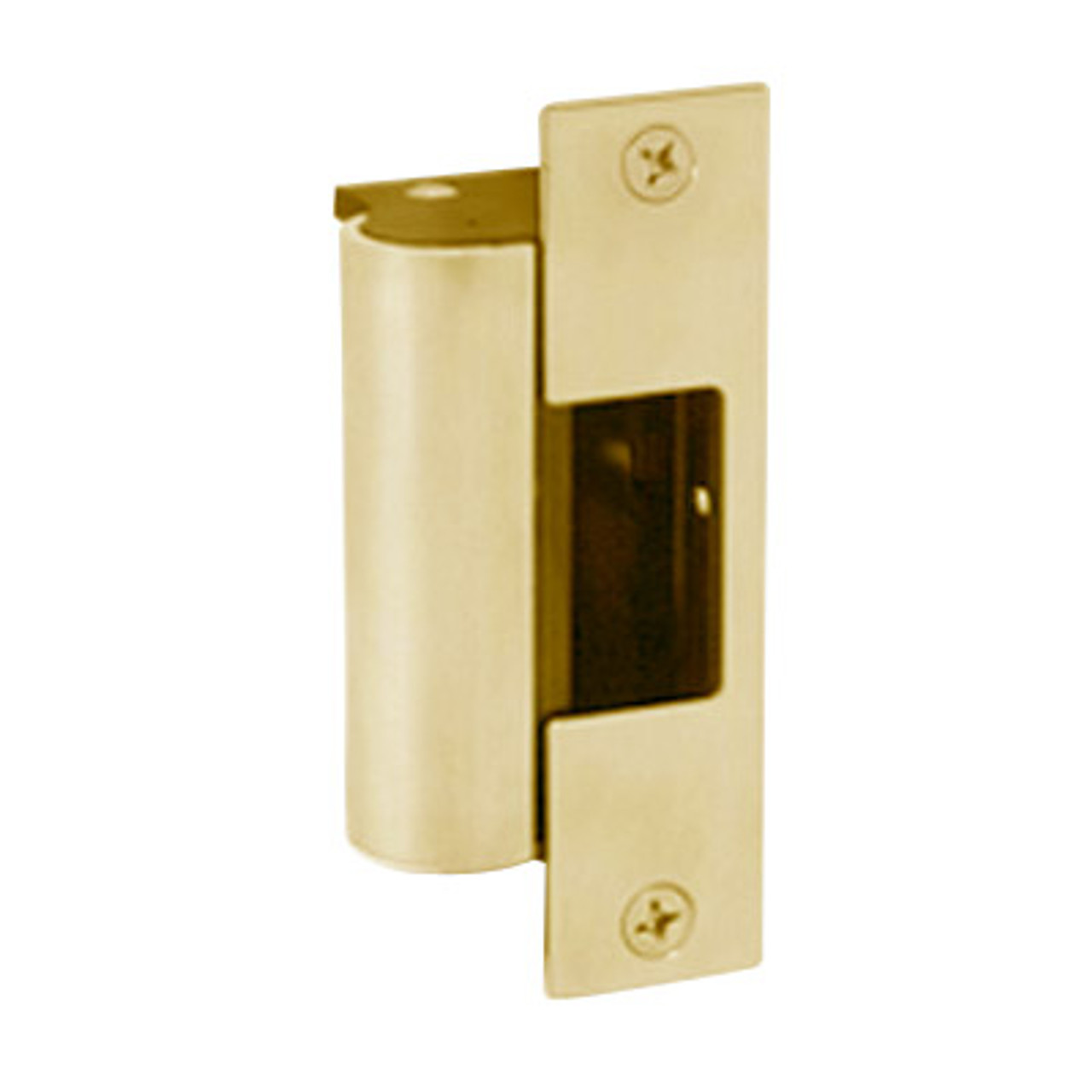 1006-612-LBM Hes Electric Strike Body with Latchbolt Monitor in Satin Bronze Finish