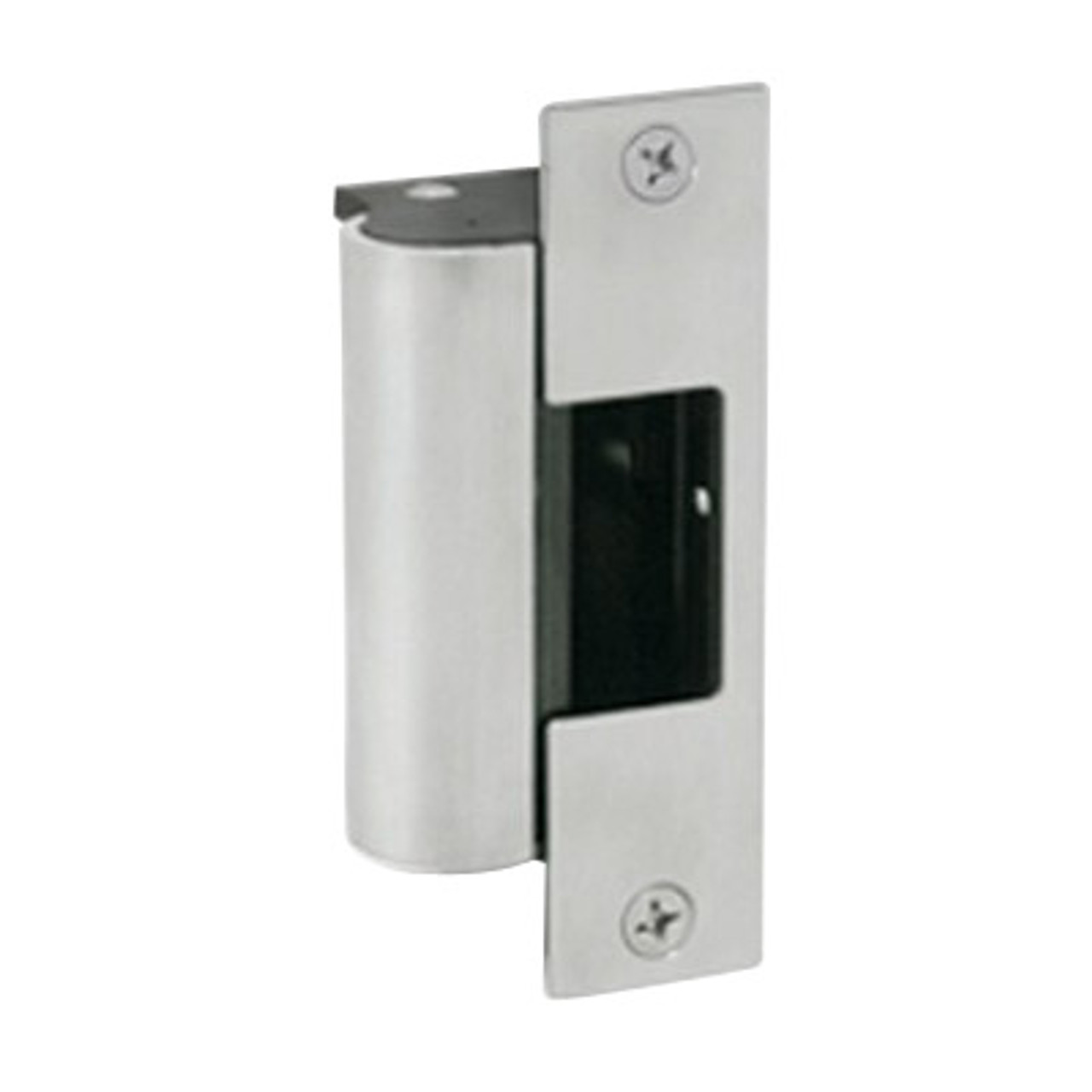 1006-F-630-LBSM Hes Fail Safe Electric Strike Body with Latchbolt Strike Monitor in Satin Stainless Finish