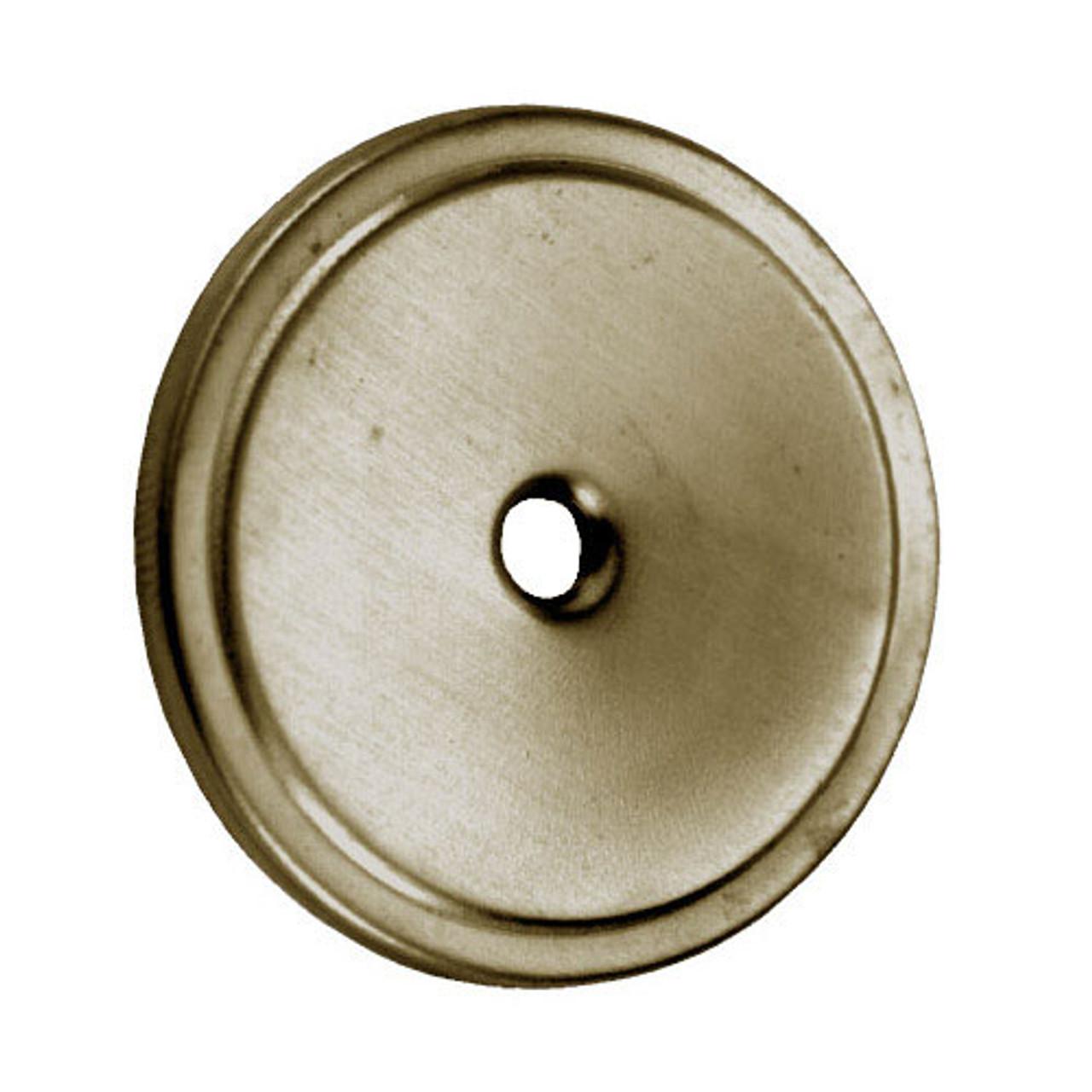 """57-620 Don Jo 1 3/4"""" Back Plate in Satin Nickel Finish"""