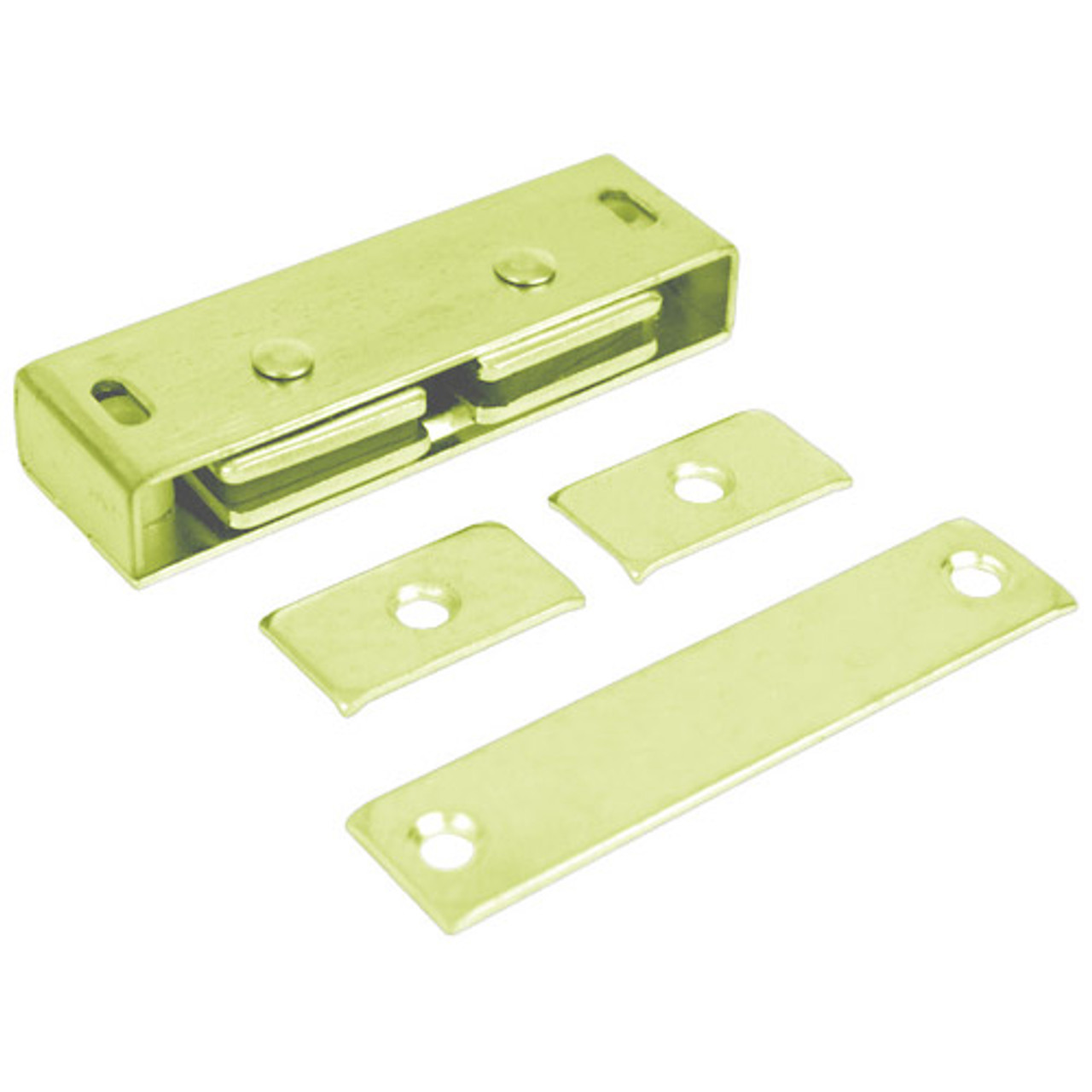 1722-605 Don Jo Magnetic Catch in Bright Brass Finish