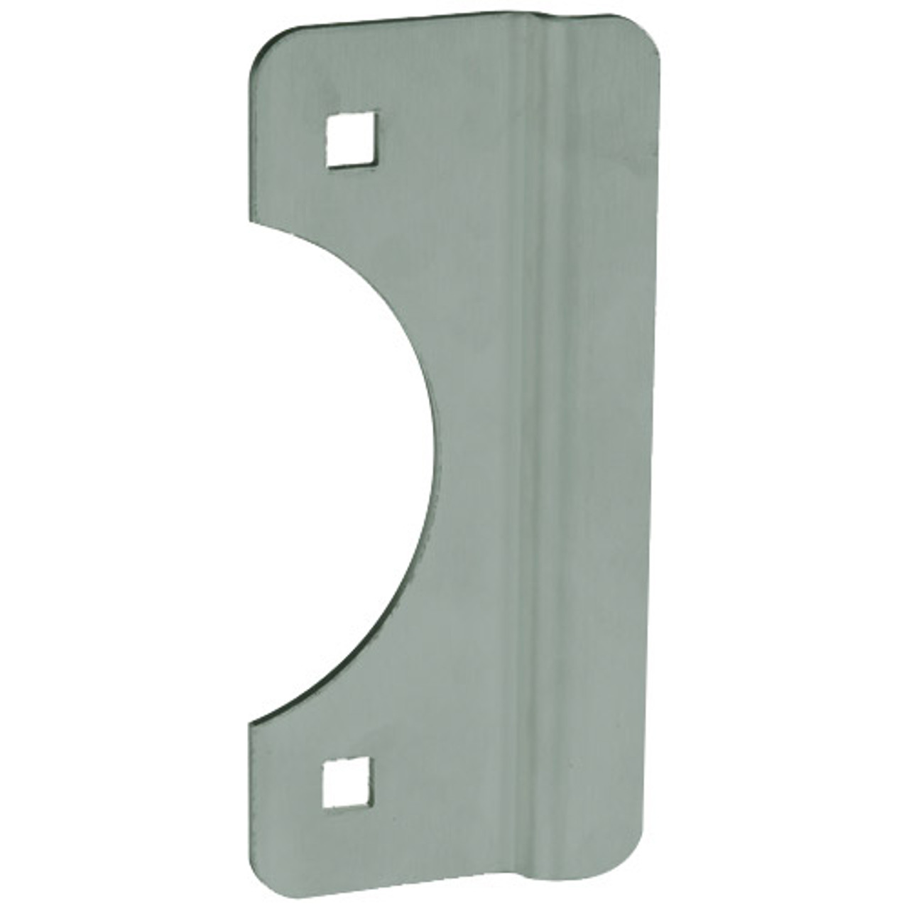 SLP-106-EBF-630 Don Jo Latch Protector in Stainless Steel Finish