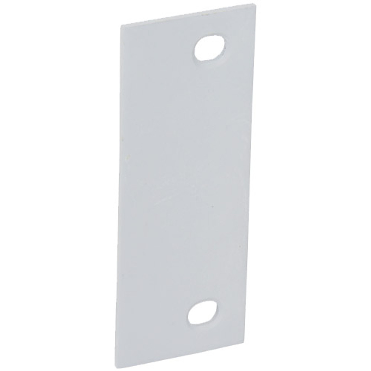 SHF-45-CP Don Jo Hinge Filler Plate in Chrome Plated Finish