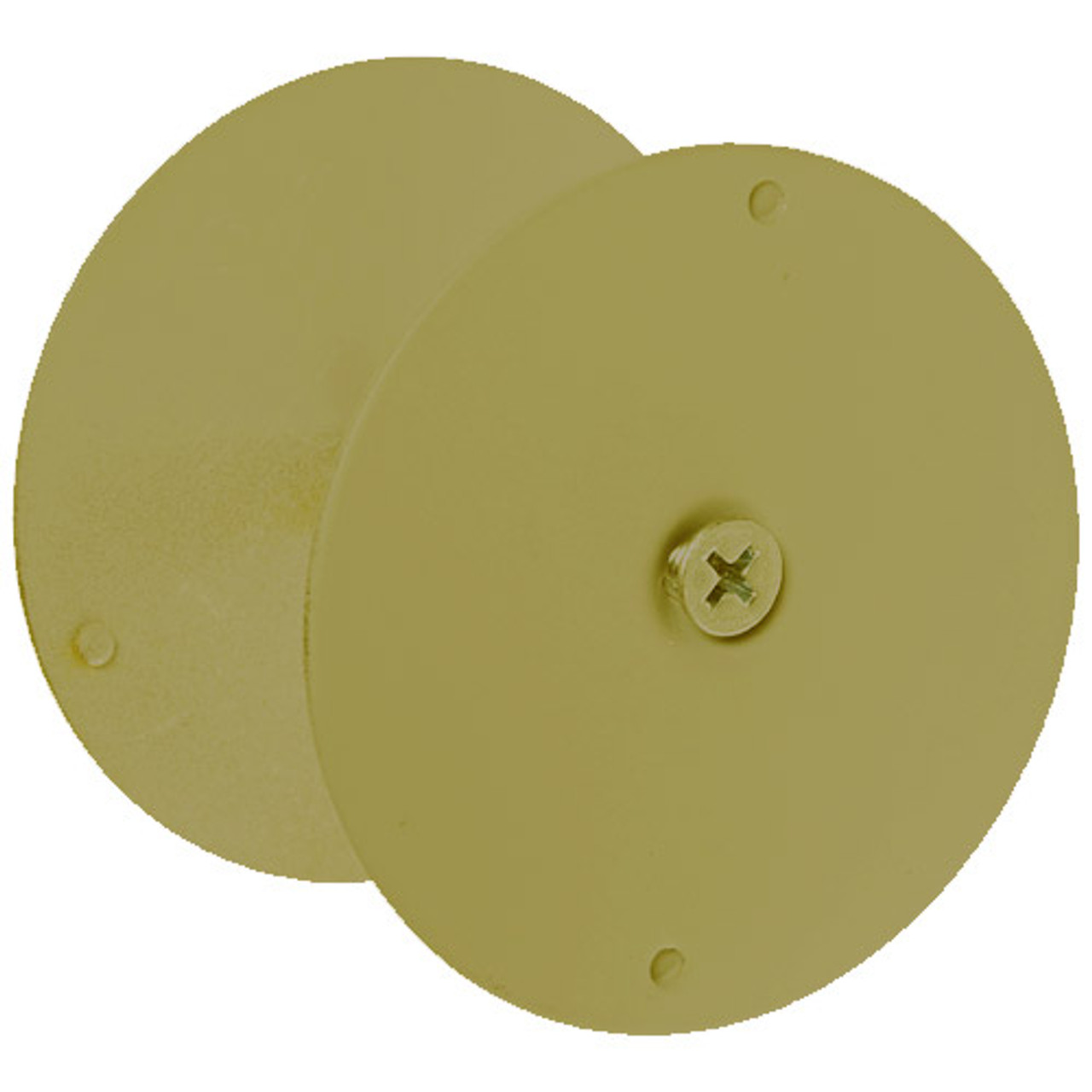 BF-161-DU Don Jo Hole Filler Plate in Duranodic Finish