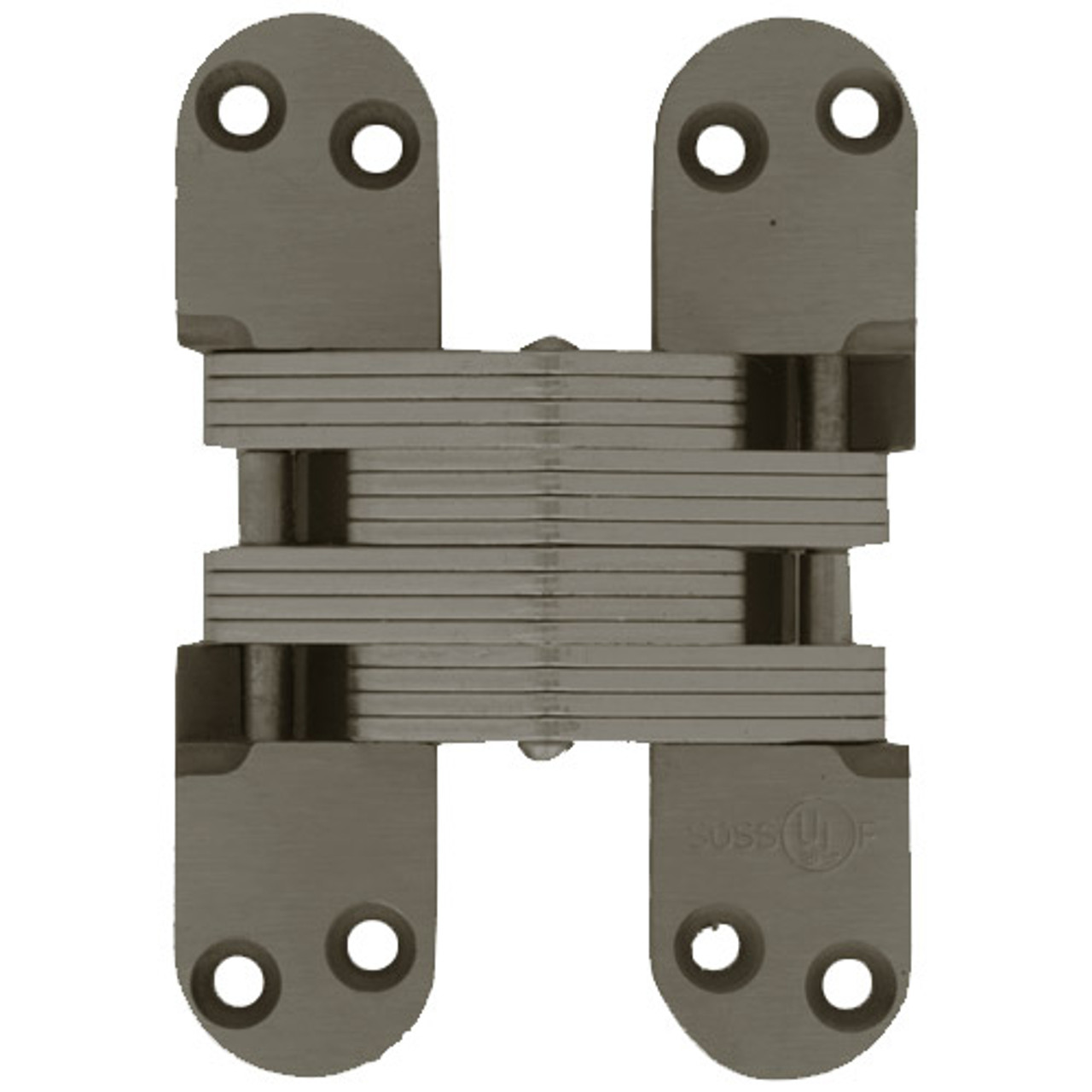 220SS-US32 Soss Invisible Hinge in Bright Stainless Steel Finish