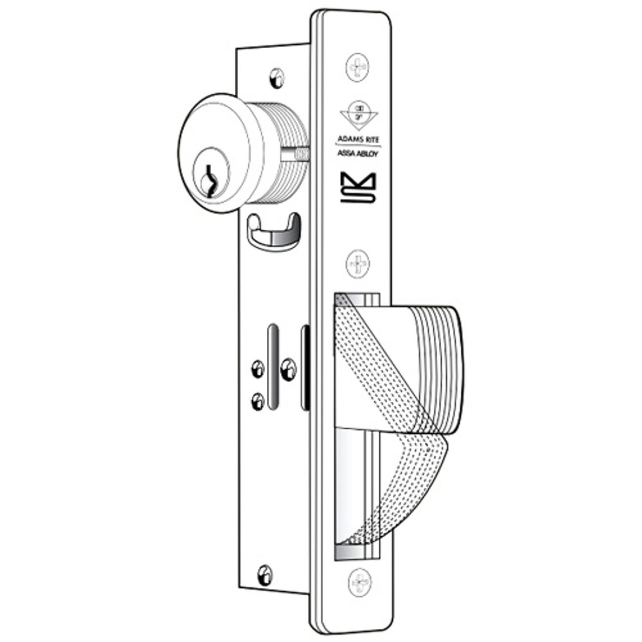 MS1950-410-628 Adams Rite MS1950 Series Deadlock