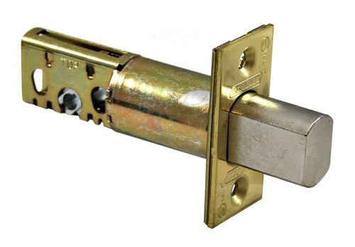Schlage B600 series bolt in Brass 605