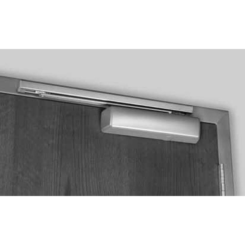 2800ST-689 Norton 2800ST Series Pull Side Non-Hold Open Cam Action Door Closer in Aluminum