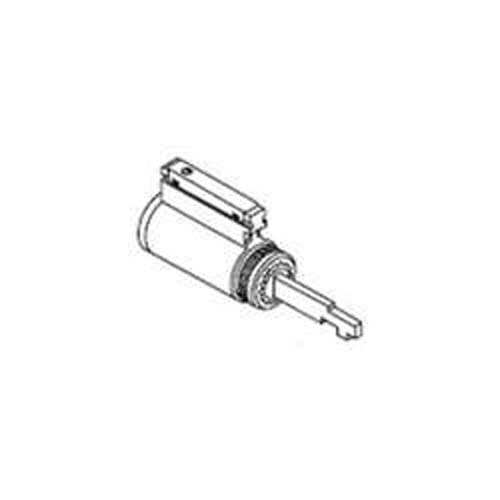 CR2000-038-L2-626 Corbin Russwin Conventional Key in Lever Cylinder in Satin Chrome