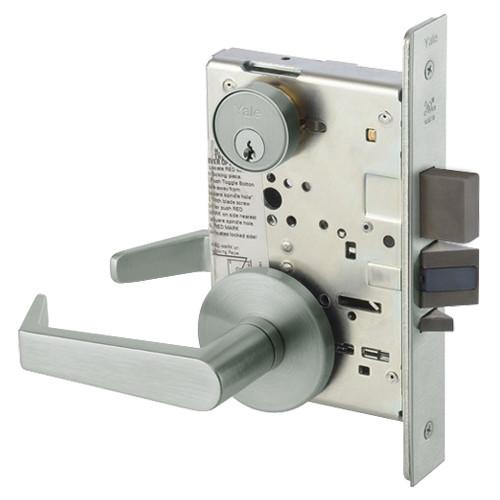 yale deadbolt indicator lock cylinder single lever mortise augusta storeroom entrance