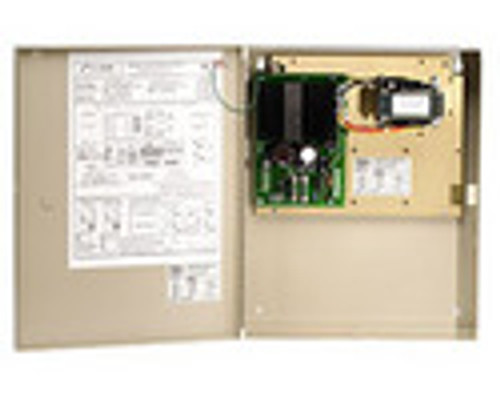 5600-12-FAC-PC DynaLock Multi Zone Heavy Duty 12 VDC Power Supply with Fire Alarm Module and Power Cord