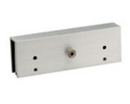 2280-US3-DSM DynaLock 2280 Series Single SlimLine Electromagnetic Lock for Outswing Door With DSM in Bright Brass