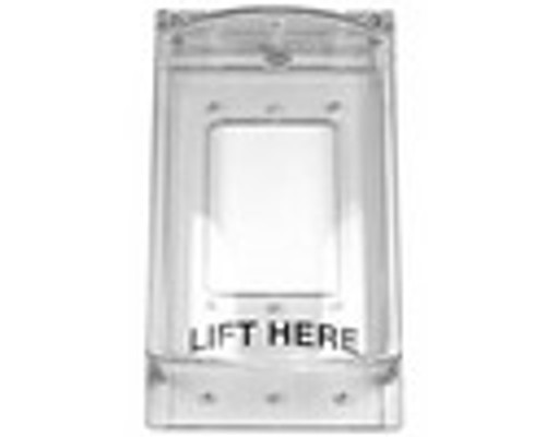 Securitron Weatherized Clear Cover