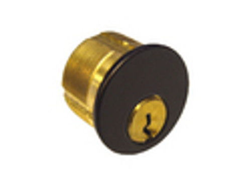 "Ilco 7165SC2-00-KA2 1"" Mortise Cylinder Schlage ""C"" Keyway"