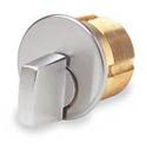 "Ilco 7161TK2 -Thumbturn Cylinder 1"" w/Adams Rite Cam"