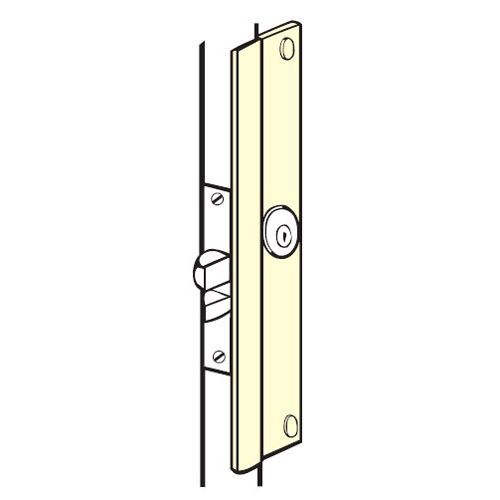 LP-312-DU Don Jo Latch Protector in Duro Coated Finish