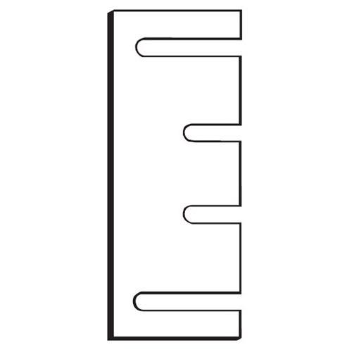 HS-090-PC Don Jo Filler Plate