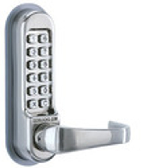 Codelocks CL500 Keyless Lock series - Lever