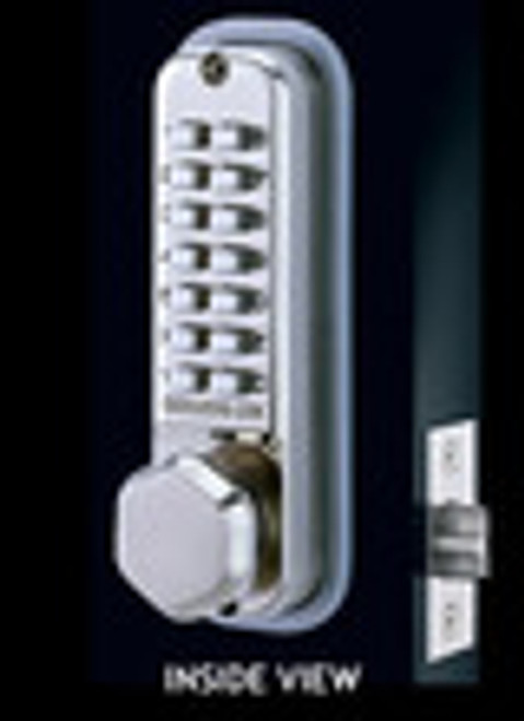 Codelocks CL290 Keyless Lock - Back to Back  - Latch