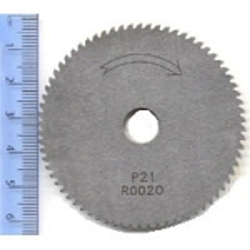 Silca D911868ZR Cutter
