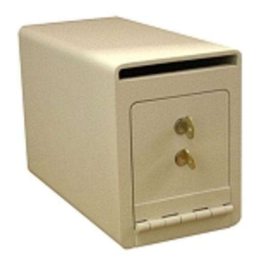 Protex TC-01K Heavy-Duty Drop Box with Dual Key access