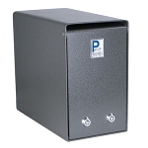 Protex SDB-106 Tall Drop Box with Dual Key access