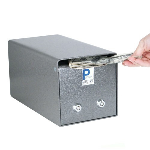 Protex SDB-104 Drop Box with Dual Key access