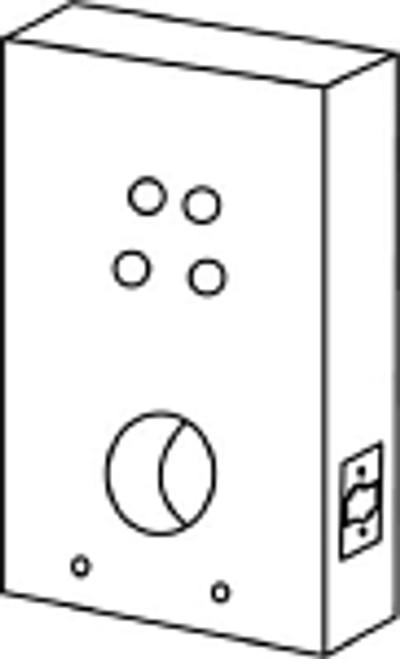 Keedex K-BXSIM-EE-AL Gate Box