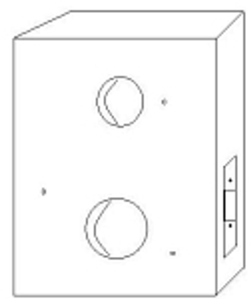 Keedex K-BXSIM-7004 Gate Box