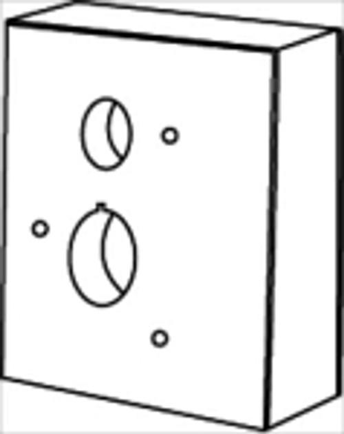 Keedex K-BXSIM-200-AL Gate Box