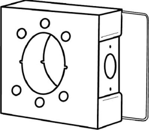 Keedex K-BXRHO-AL Gate Box
