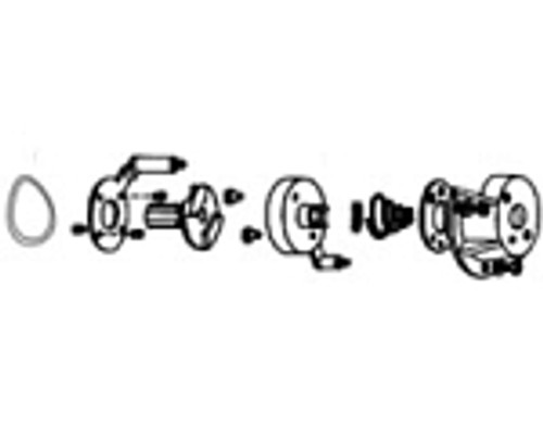 201956-000-01 Simplex Clutch Assembly