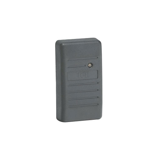 SS-PROXPOINT-GY IEI Secured Series Door Frame-mount Weatherproof Genuine HID Proximity Reader in Gray