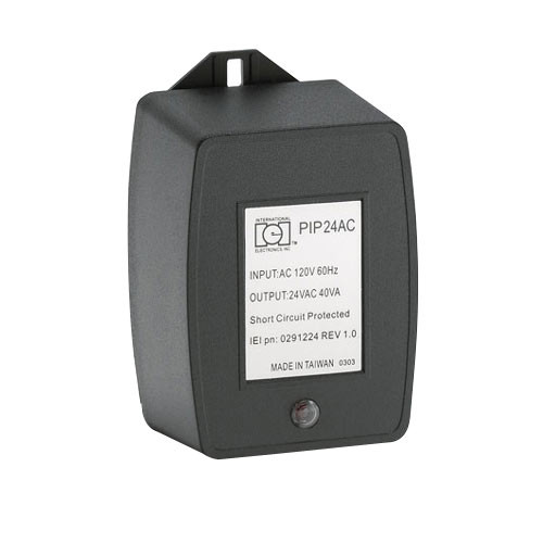 PIP24VAC IEI Plug-In Power Supply