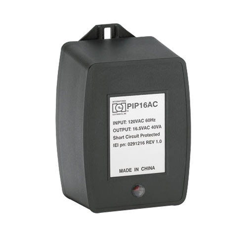 PIP16VAC IEI Plug-In Power Supply