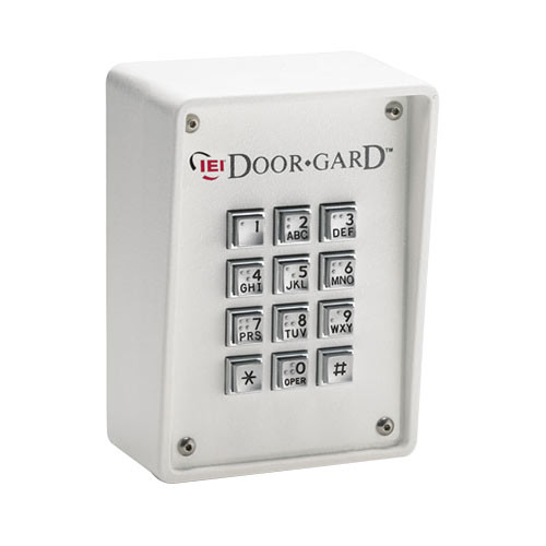 232R IEI Indoor/Outdoor Surface-mount Ruggedized Keypad