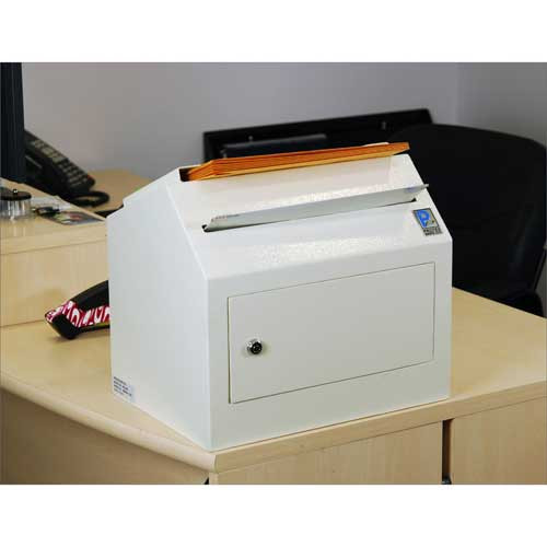 Protex SDL-500 Large Drop Box with Tubular Keys