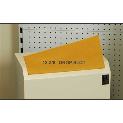 Protex WDS-311-DD through the door Drop Box with Dual Doors