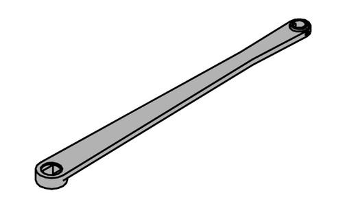 LCN Door Hardware 4011T-STD-LH-AL