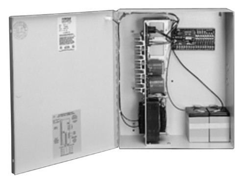 BPSM-24-10 Securitron Self Monitoring Power Supply Circuit