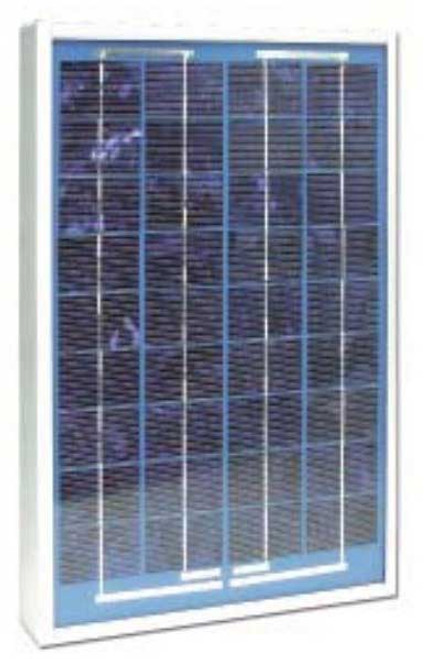 BPSS-10 Securitron 10 Watt Solar Panel