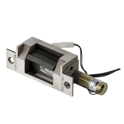 6211-12VDC-US32D Von Duprin Electric Strike in Satin Stainless Steel Finish
