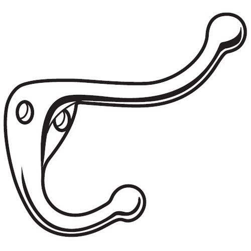 300-613 Don Jo Coat Hook