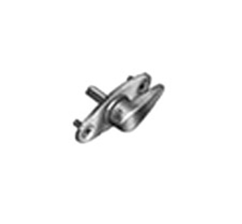 4060-06-130 Adams Rite 4060 Series Turns in Clear Anodized Finish