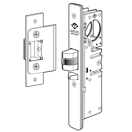 4511W-25-101-335 Adams Rite Standard Deadlatch