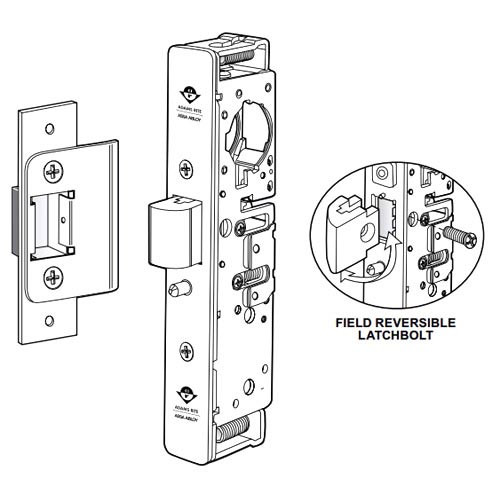 4900-45-202-335 Adams Rite Heavy Duty Deadlatch