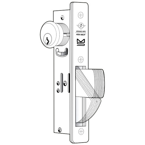MS1851S-4-15-335 Adams Rite MS1851S Series Deadlock