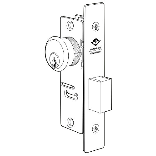 4072-35-335 Adams Rite 4072 Series Deadlock