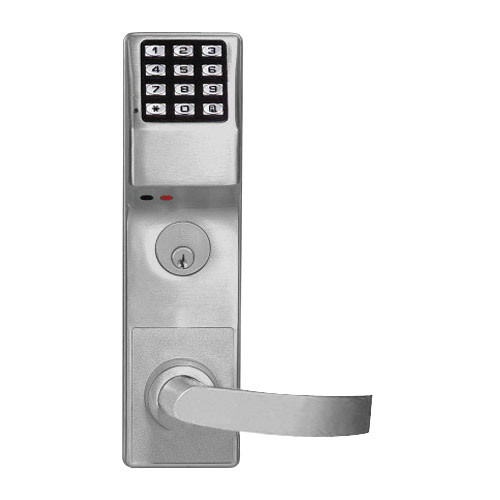DL3575CRR-US26D Alarm Lock Trilogy Electronic Digital Lock in Satin Chrome Finish