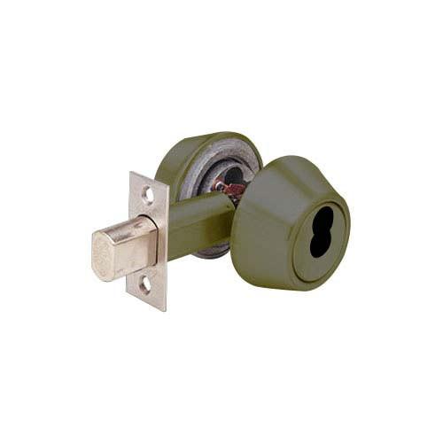 D62-10B-IC Arrow Lock D Series Deadbolt in Dark Oxidized Satin Bronze Finish