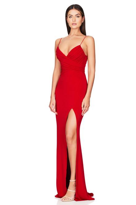 Venus Gown Red by Nookie from Lady Black Tie